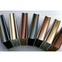 Cheap Powder Coated Aluminum , Wear resistance , Weather Resistance , Colourful for sale