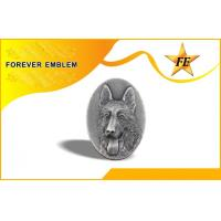 Cheap 3D Antique Plating Custom Metal Coins , Military Challenge Coins for sale