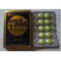 Cheap Libido Stamina Male Sexual Performance Enhancement Pills / Gold Ant Enhancer Pill wholesale