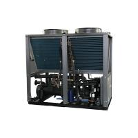 China R22 Refrigerant Module design air cooled scroll chiller heat pump with scroll compressor on sale