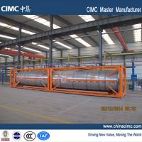 China tanker container , fuel oil 20ft 40ft iso tank container on sale