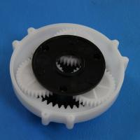 Cheap Custom POM Gear Injection Molded Plastic Nylon Gears Mold , ODM/OEM Molded Plastic Gears for sale