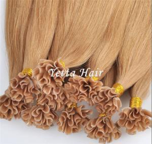 Cheap Professional 1 Gram Pre Bonded Hair Extensions No Chemical No Mixture wholesale