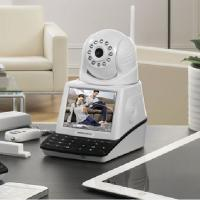 Buy cheap Communication internet ip camera systems support sensor for house office from wholesalers