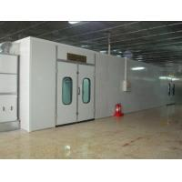 China Professional Infrared Furniture Spray Booth with Water Curtain SBF100W on sale