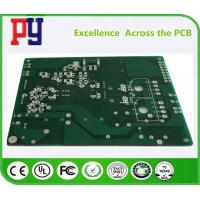 Cheap Green Solder Mask Rigid Flex PCB Fr4 Rogers Circuit Board 6 Layers UL ROHS Approval for sale