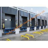 Cheap Container Loading Dock Doors With Seal Shelter For Warehouse And Distribution Center for sale