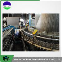 Cheap Recycled PP / Virgin PP Material Woven Geotextile Fabric For Separation 580g for sale