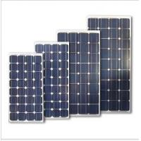 Heat Dissipation Single Domestic Solar Panels 5.6A Circuit Current Anti Aging EVA