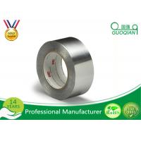 China Self Adhesive Aluminum Foil Tape Heat Resistance For Air Conditioning on sale