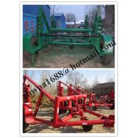 Cheap cable drum carriage, cable drum table,cable drum trailer, Drum Trailer for sale