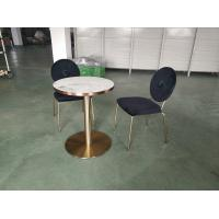 Cheap Modern Table base  Airport Table Metal Table leg Mild Steel in Golden China Factory for sale