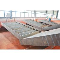 Quality 8mm Thickness Light Structural Steel Stairs Earthquake Resistance Short Fabrication Time for sale