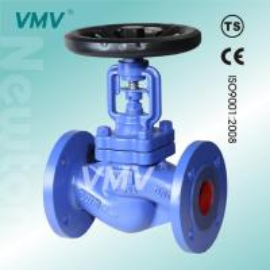 Cheap Din Standard Bellows Seal Globe Valve for sale