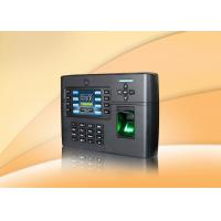 Buy cheap Big Capacity Fingerprint Access Control System Terminal Built In Li Battery from wholesalers