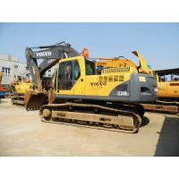 Cheap Crawler Second Hand Excavators Volvo EC240BLC 2010 Year 168HP Engine Power for sale