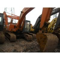 Cheap Second Hand Construction Machinery Hitachi EX200-3 , Used Crawler Excavator wholesale