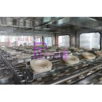 Cheap PLC Control Liquid Filling Machines With Stainless Steel Gallon Holder wholesale