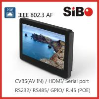 Inwall Tablet PC With Private Wall Mounting Brackets