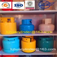 China 2-5kg 12L Residential LPG Gas Cylinder portable For BBQ for Saud Arab on sale