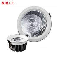 Cheap ip65 recessed downlight ip65 recessed mounted downlight COB ip65 led downlight for hotel bathroom for sale
