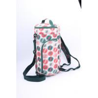 Cheap Wholesale Price Large capacity overnight bag with beautiful flower printing for sale