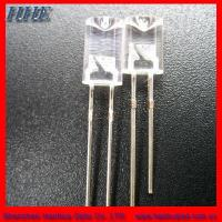 Cheap 5mm Concave White LED Diode for sale
