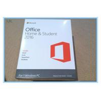 Cheap Microsoft Office 2016 Home And Student Edition Pc Download Lifetime Activation wholesale