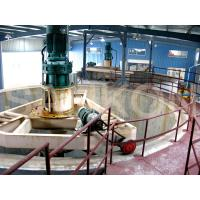 Cheap Autoclaved Aerated Concrete production line AAC Mixer 50m³ Agitator for waste slurry storage for sale