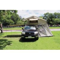 Cheap Large Capacity Off Road Roof Top Tent With 420D Oxford Flysheet Fabric for sale