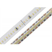 Cheap Single Color Warm White Led Strip Lights SMD 2110 24V High CRI 90 22W 10MM Width for sale