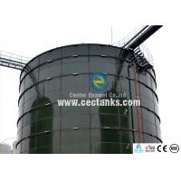 Quality Gas / Liquid Impermeable Above Ground Fuel Storage Tanks 3450 N / Cm Adhesion wholesale