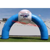 Cheap Inflatable Baseball Arches And Entryways for sale
