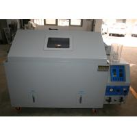 Quality Controlled Humidity Salt Spray Test Chamber / Salt Fog Chamber For Corrosion wholesale