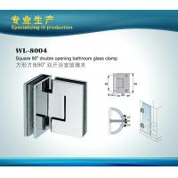 China Shower hinge; Glass door hinge; 90 degree shower Hinge; Shower room hinge WL8004 on sale