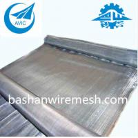 High Quality Screening stainless steel Wire Mesh by xinxiang bashan