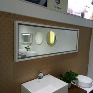 China LED Bathroom Mirror size 1400*500mm on sale
