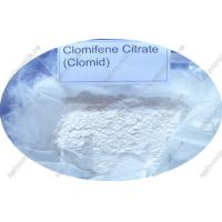 Cheap Healthy Raw Steroid Powders Clomifene Citrate CAS 50-41-9 for Muscle Growth for sale
