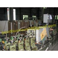 China Oil&natureal gas steel pipe mill line on sale
