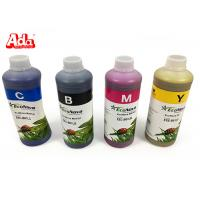 Cheap 100ml / 1000ml Korea Inktec Dye Sub Ink High Transfer Rate For Roland Mimaki Printer for sale