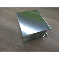 Cheap Silver White Polished Aluminium Profile Door And Window Accessories for sale