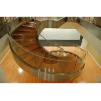 Cheap Curved Laminted Glass / En12150 for sale