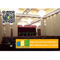 Cheap Ceiling Suspended Folding Partition Walls Sound Absorbing For Seminars Room wholesale