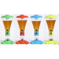 Cheap 2014 World Cup Beer Tower Drink Dispenser with LED for sale