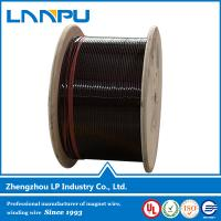 Cheap UL approved factory price enamel wire 2 awg aluminum wire for sale