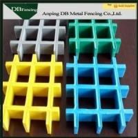 Quality FRP Fiberglass Reinforced Plastic Grating For Stair Treads / Walkways / Drainage Cover wholesale