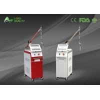 Cheap Q Switch Laser Tattoo Removal Machine 100% Korea Imported Light Guiding Arm wholesale