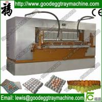 China Waste Paper Pulp Moulding Machine on sale
