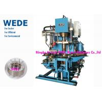 Quality Pressure Rotor Vertical Die Casting Machine For Rotor 4 Rotary Stations Cycle Time 8 Seconds wholesale