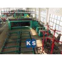 Cheap Custom Gabion Mesh Machine Wire Netting Machine For 4m X 1m X 1m Box Packing Press wholesale